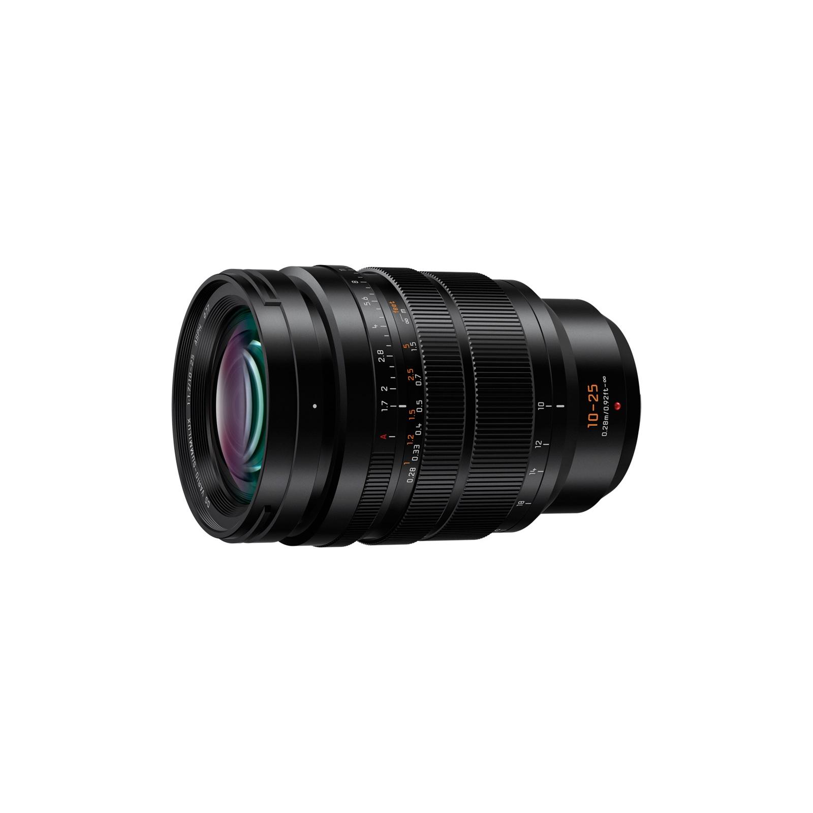 Объектив Panasonic Micro 4/3 Lens 10-25mm f/1.7 ASPH.Lumix G (H-X1025E)