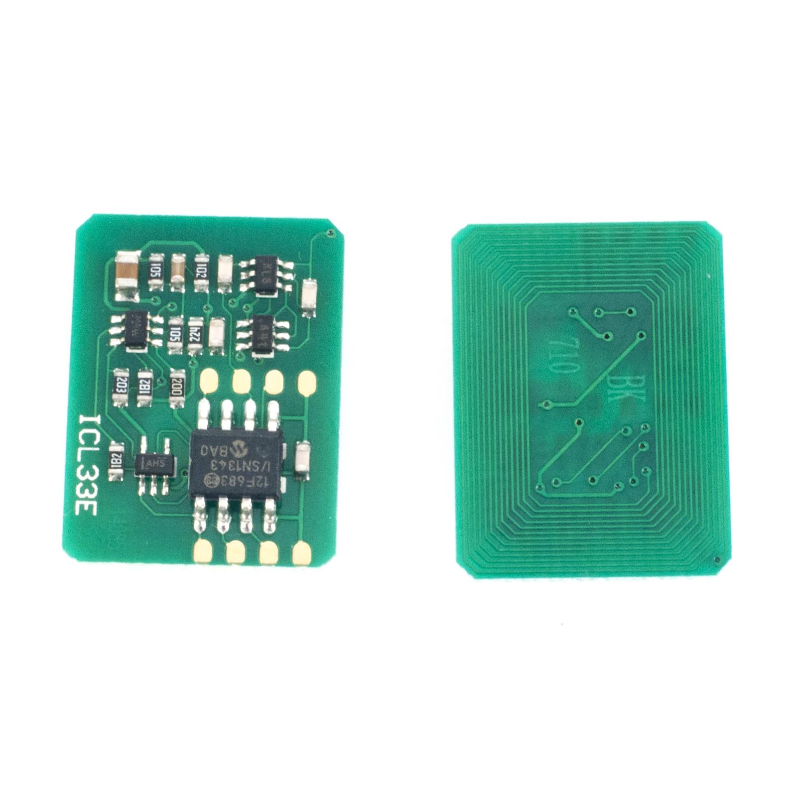 Чип для картриджа OKI C710 YELLOW 43866121 11.5K Everprint (ALO-C710Y-11,5K)