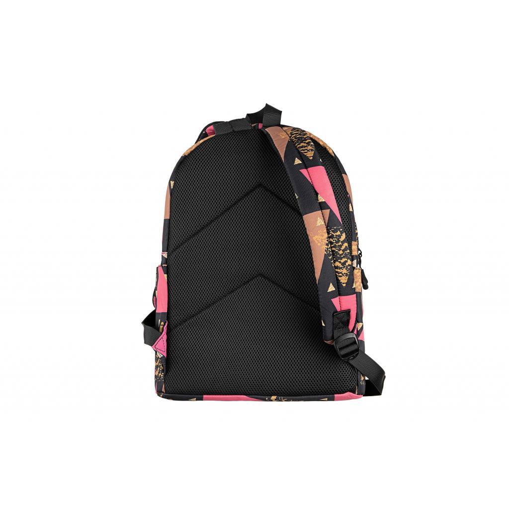 "Рюкзак для ноутбука 2E 13"" TeensPack Triangles, black (2E-BPT6114BK) зображення 3"