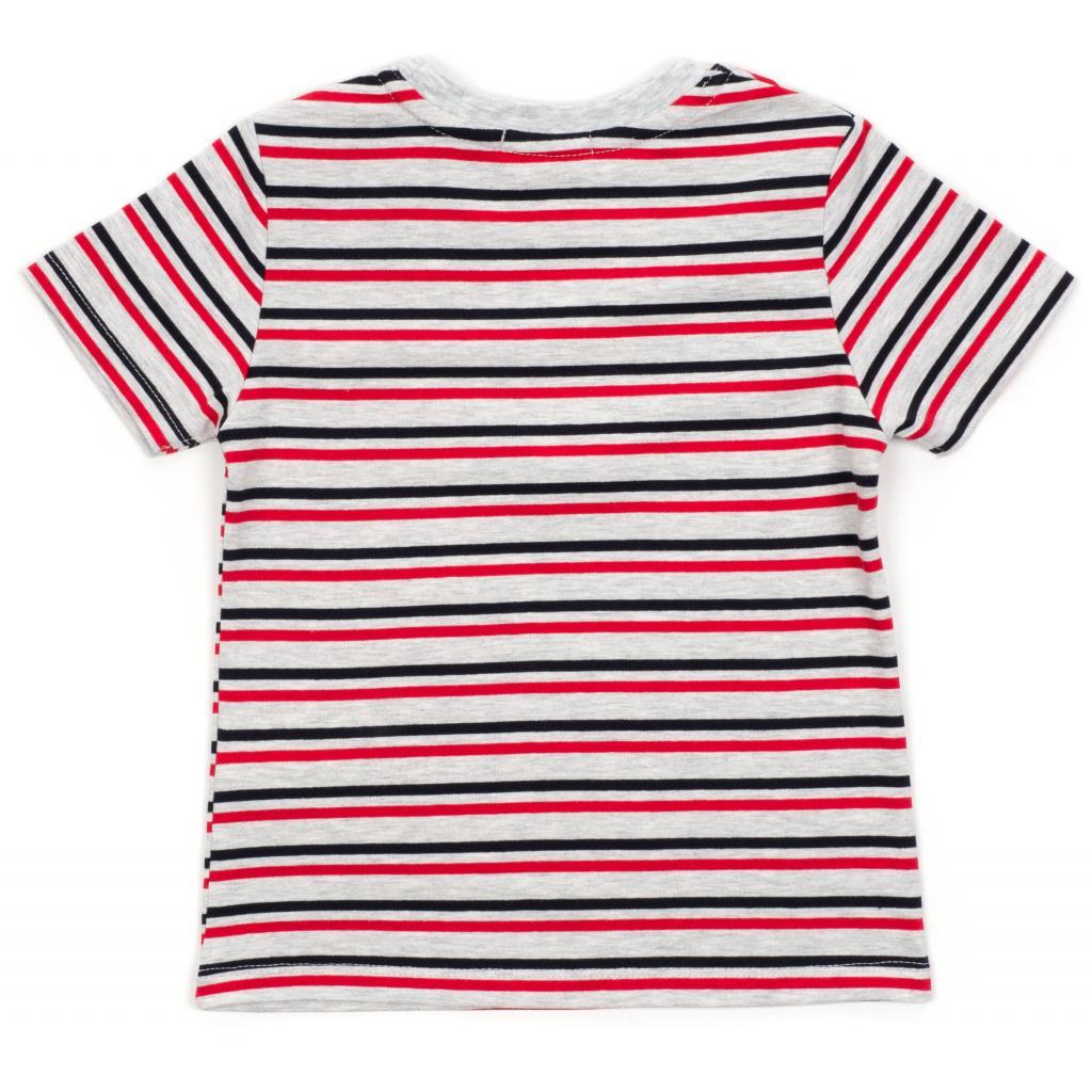 Набор детской одежды Breeze в полоску (15997-98B-red) изображение 5