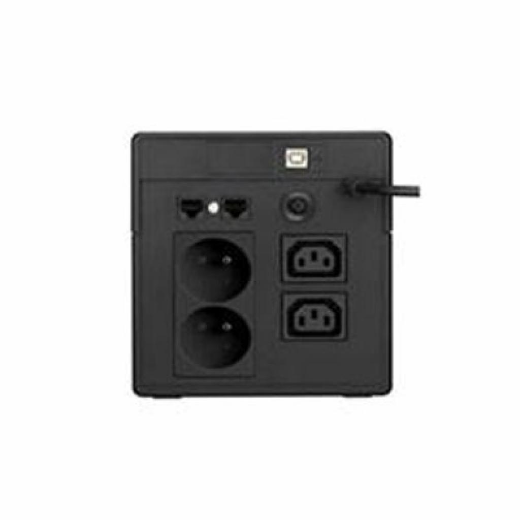 Источник бесперебойного питания PowerAgent 1590 USB Mustek (PowerAgent 1590) изображение 2