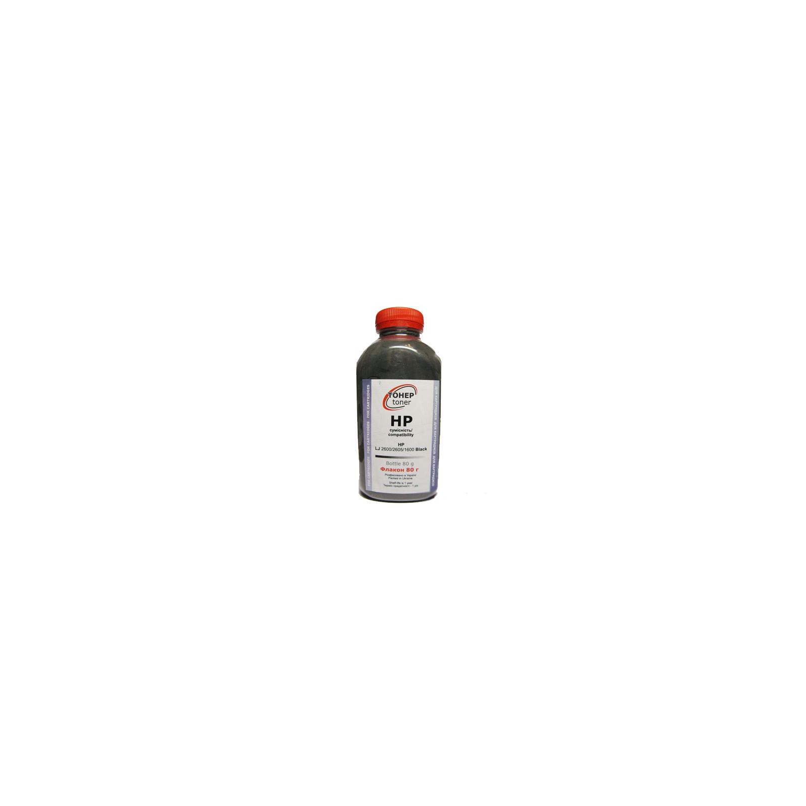 Тонер HP CLJ CP1215 Black+ чип AHK (1500130)