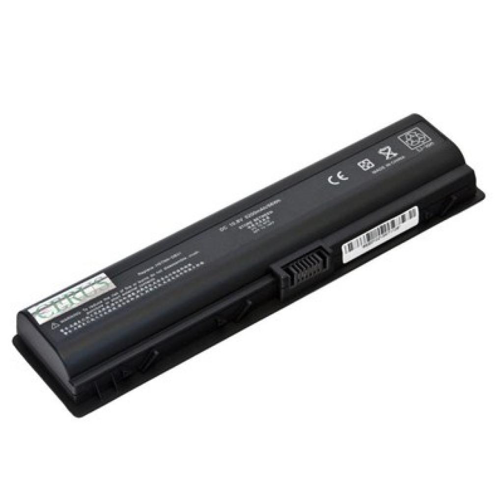 Аккумулятор для ноутбука HP DV2000 Cerus (12819)