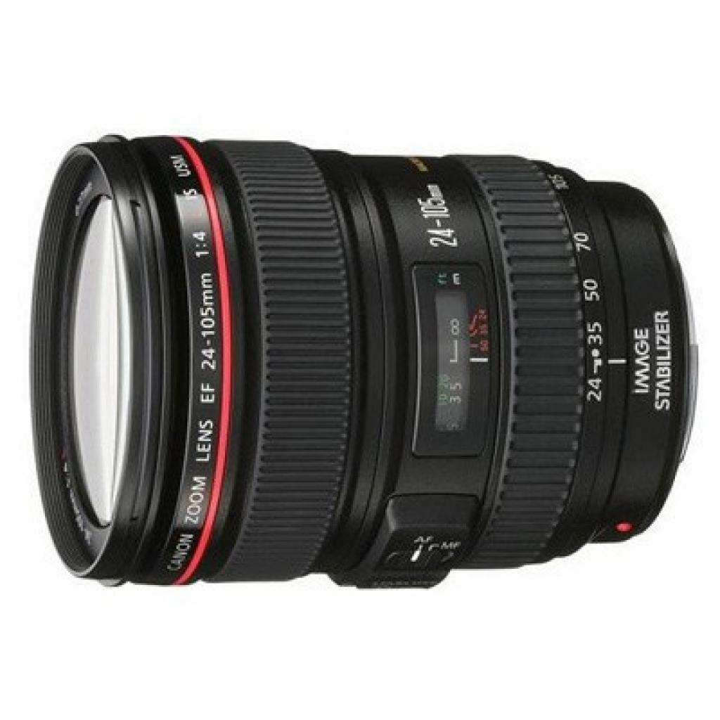 Объектив EF 24-105mm f/4L IS USM Canon (0344B006)
