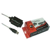 Конвертор USB to SATA & IDE Viewcon (VE 158)