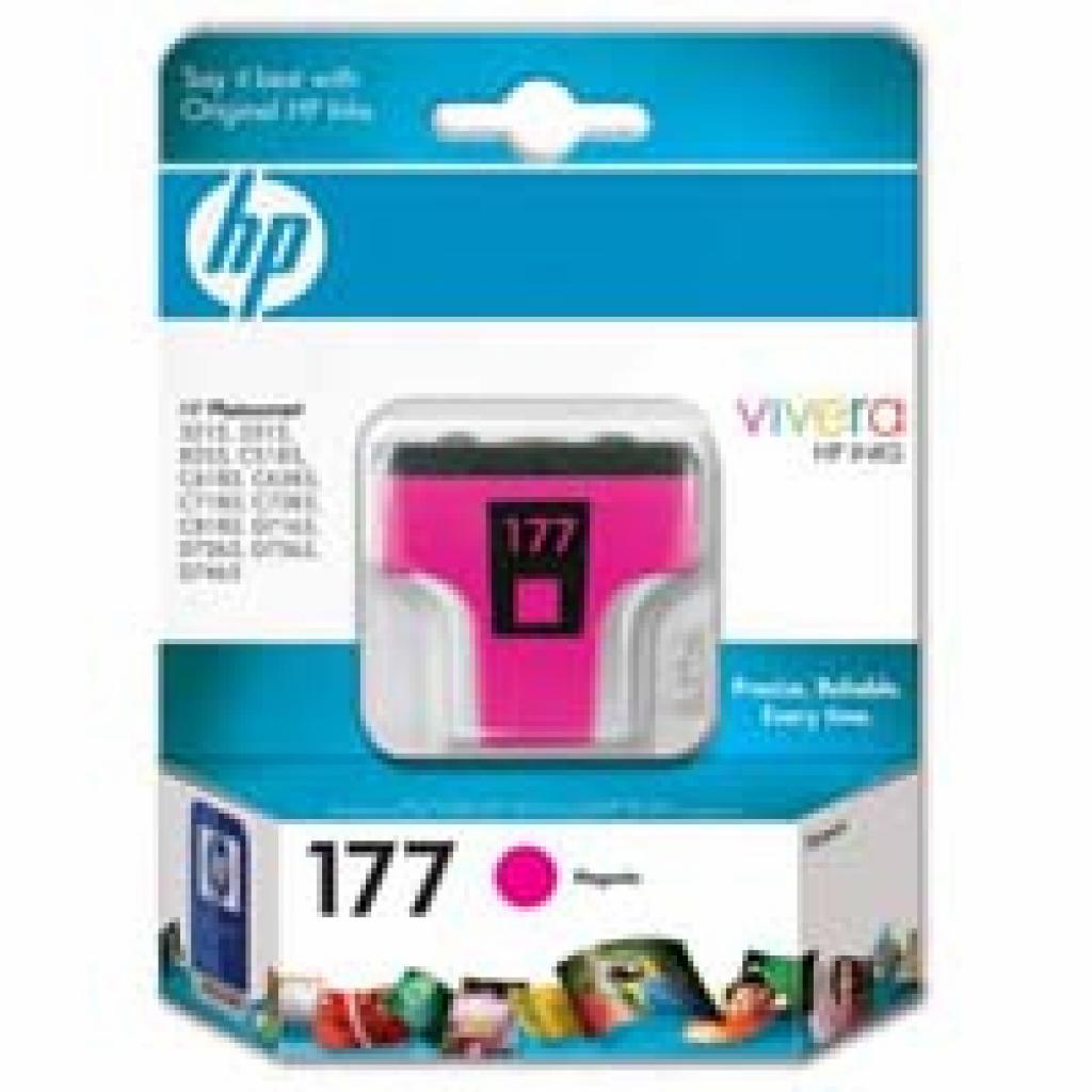 Картридж HP DJ No.177 magenta (C8772HE)