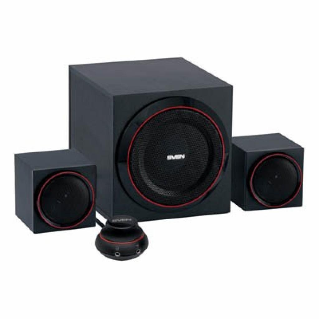 Акустическая система SVEN MS-1080 black