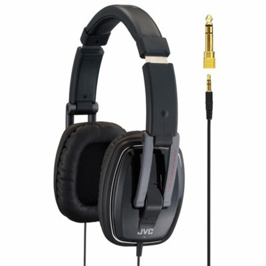 Наушники JVC Black Series HA-M750 (HA-M750-E)