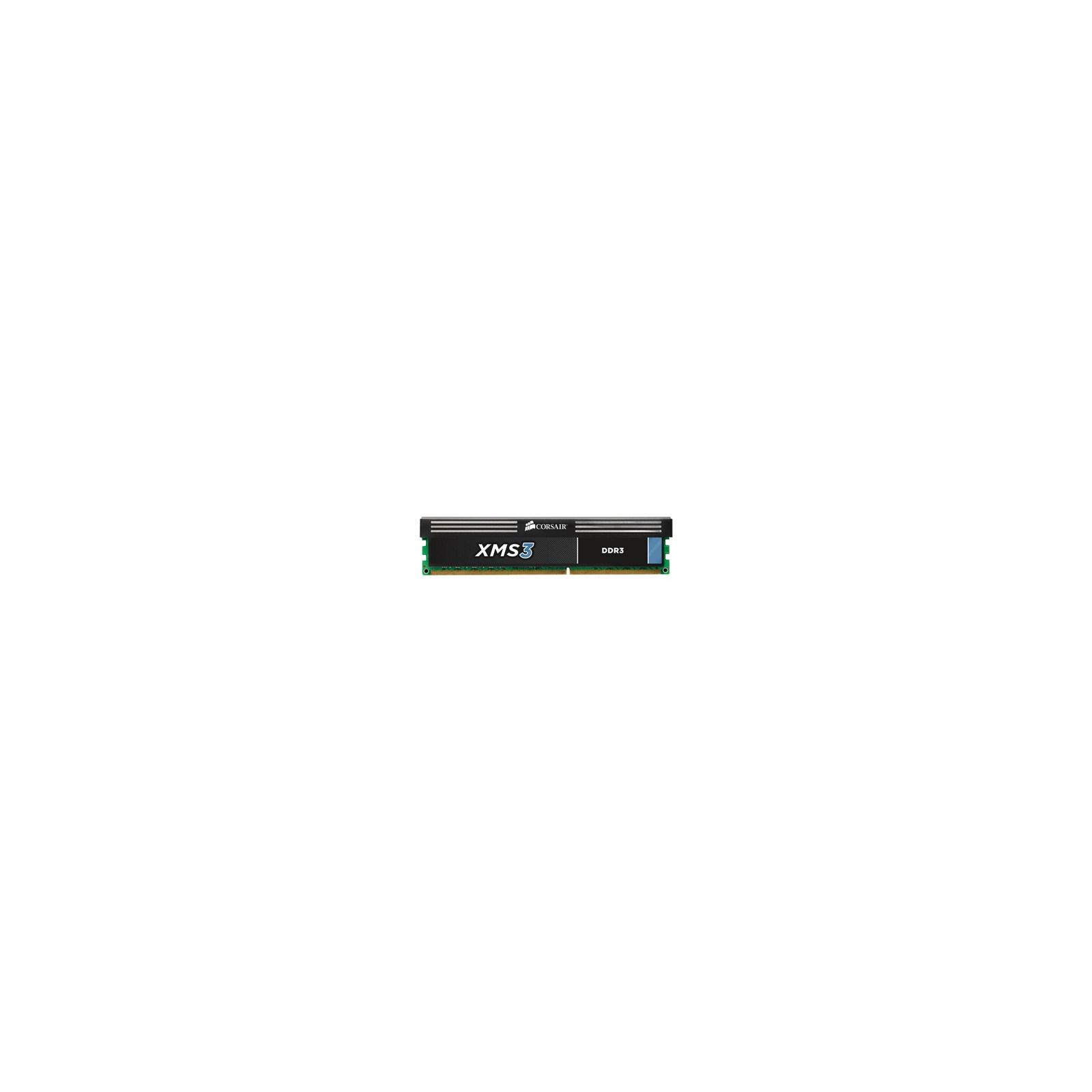 Модуль памяти для компьютера DDR3 4GB 1600 MHz CORSAIR (CMX4GX3M1A1600C11)