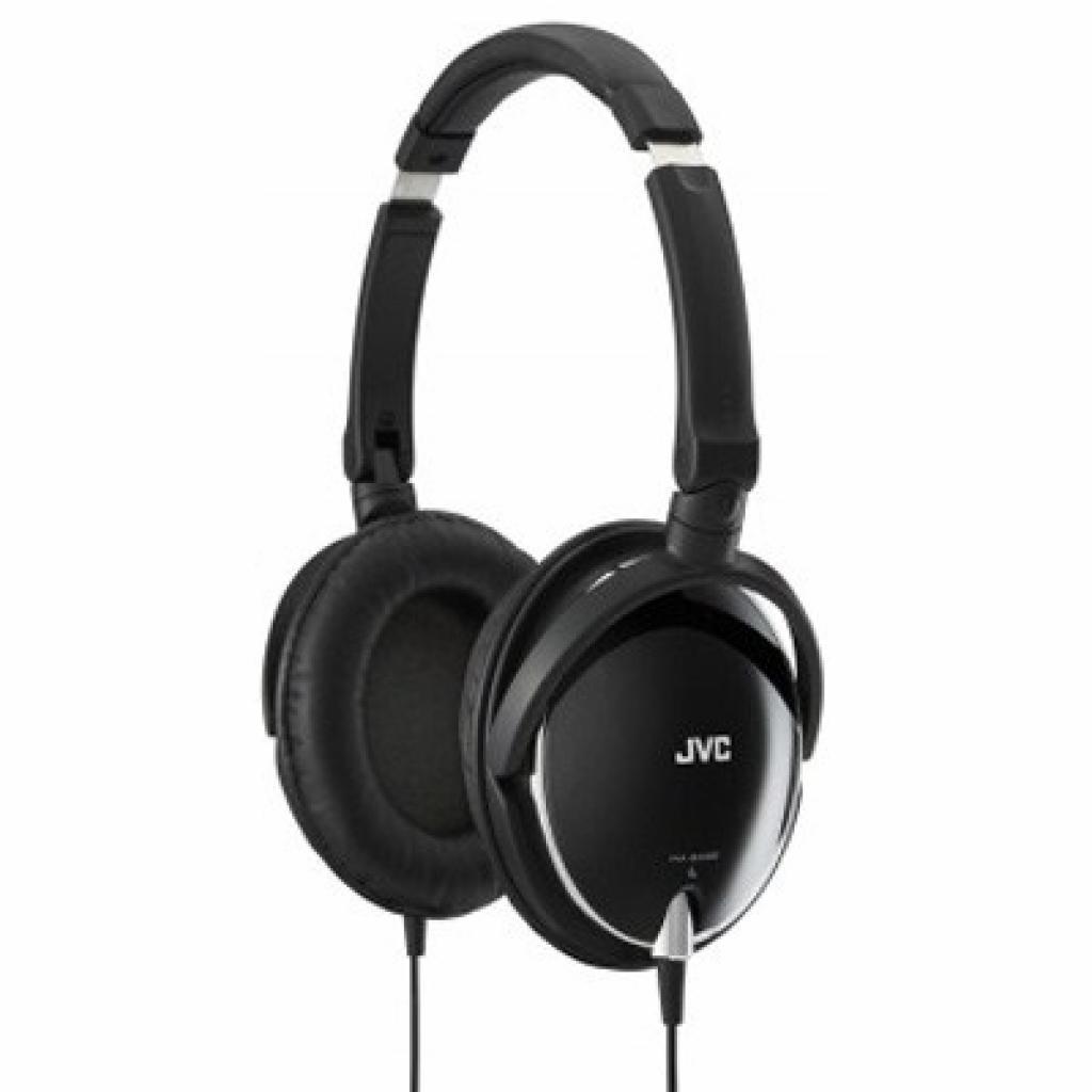 Наушники JVC HA-S600 Black (HA-S600-B-E)