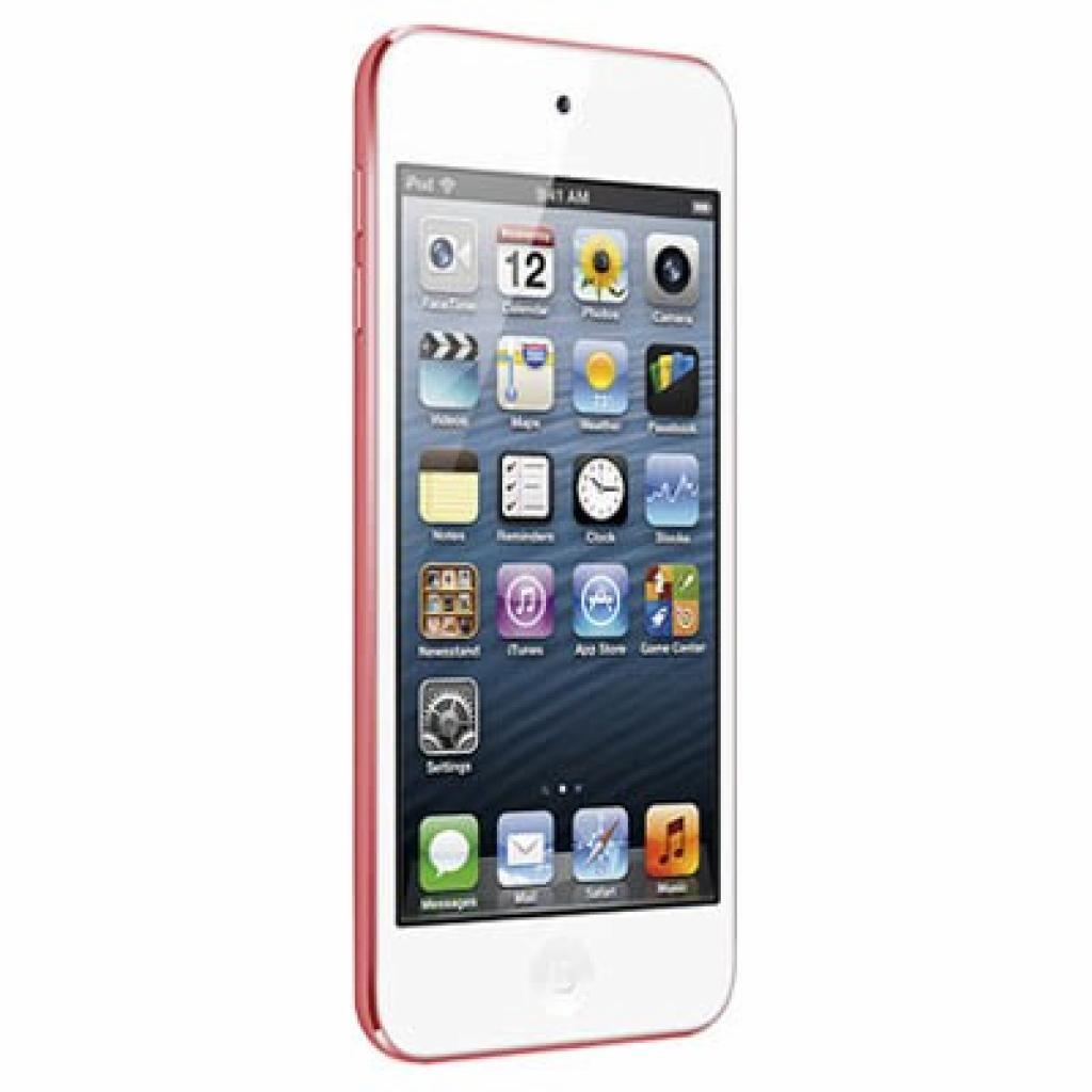 mp3 плеер Apple iPod Touch 5Gen 64GB Pink (MC904RP/A)