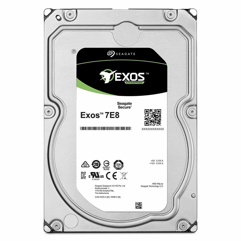 """Жесткий диск 3.5"""" 2TB Seagate (ST2000NM0033)"""