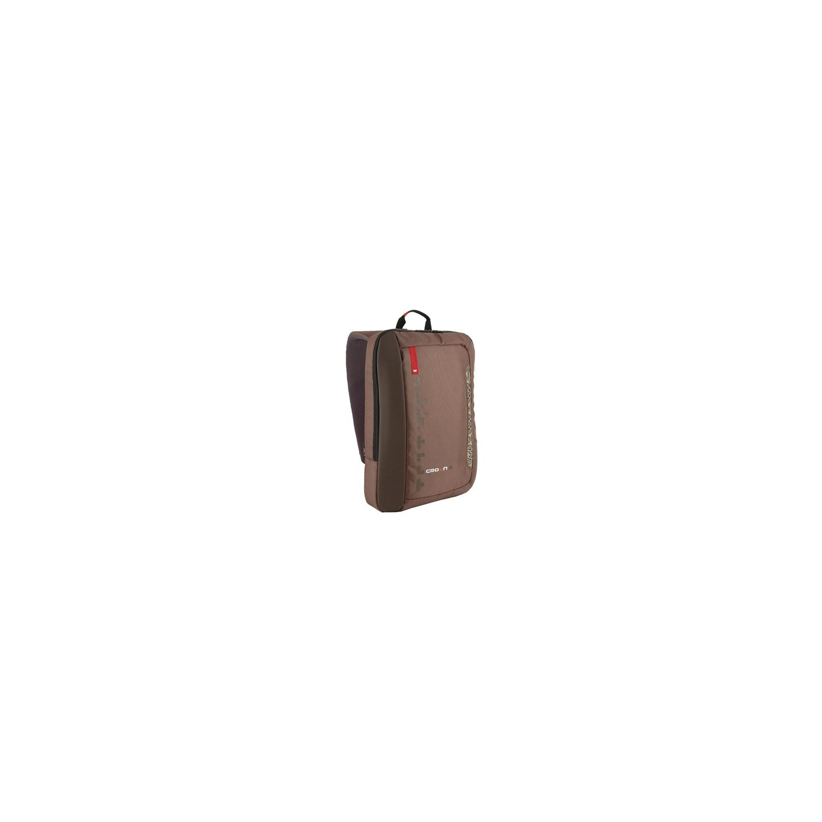 Рюкзак для ноутбука Crown 15.6 Hymn brown (BPH1115BN)