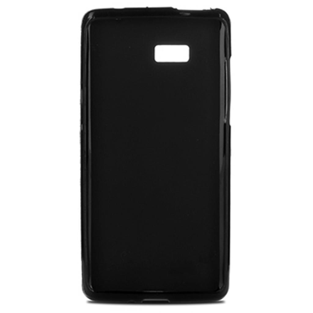 Чехол для моб. телефона Drobak для HTC Desire 600 /Elastic PU/Black (214399) изображение 2