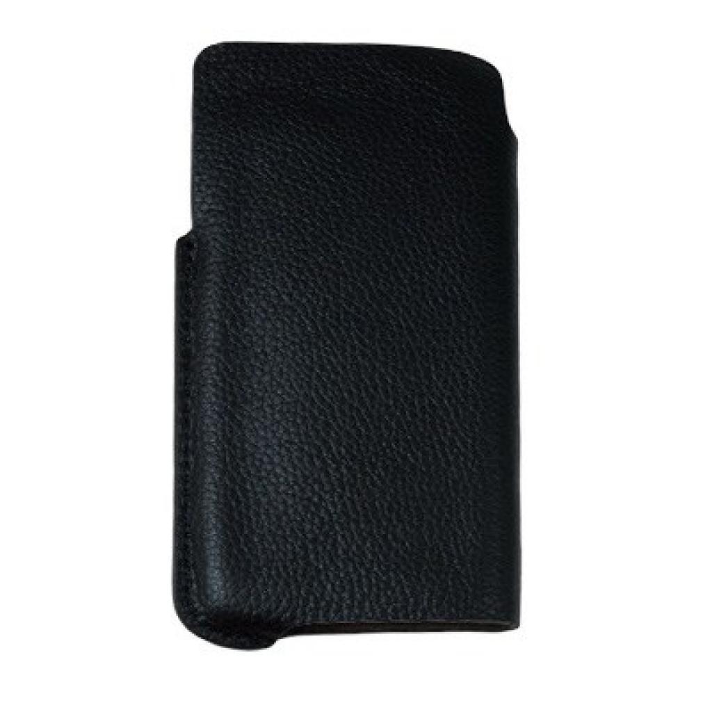 Чехол для моб. телефона Drobak для Samsung I9500 Galaxy S4 /Classic pocket Black (215247)