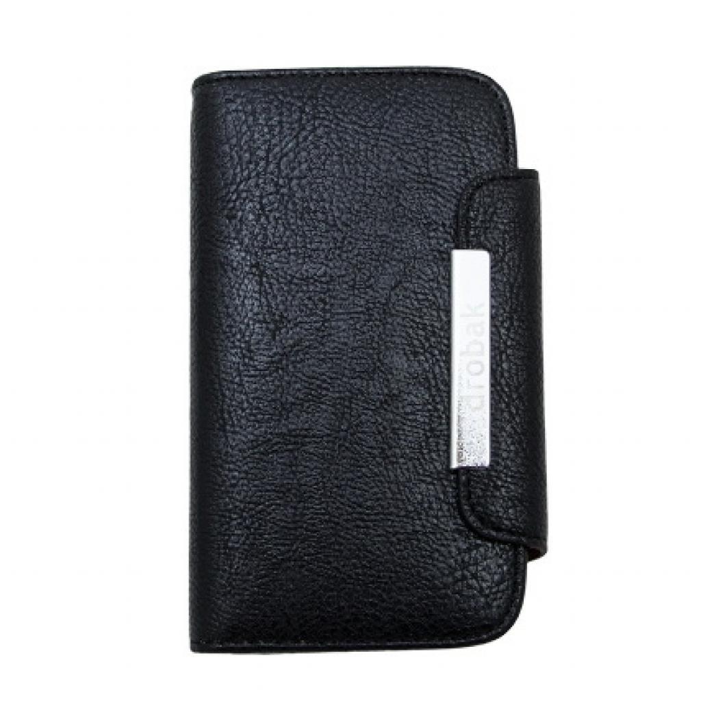 Чехол для моб. телефона Drobak для Samsung I9260 Galaxy Premier /Fresh Style/Black (215266)