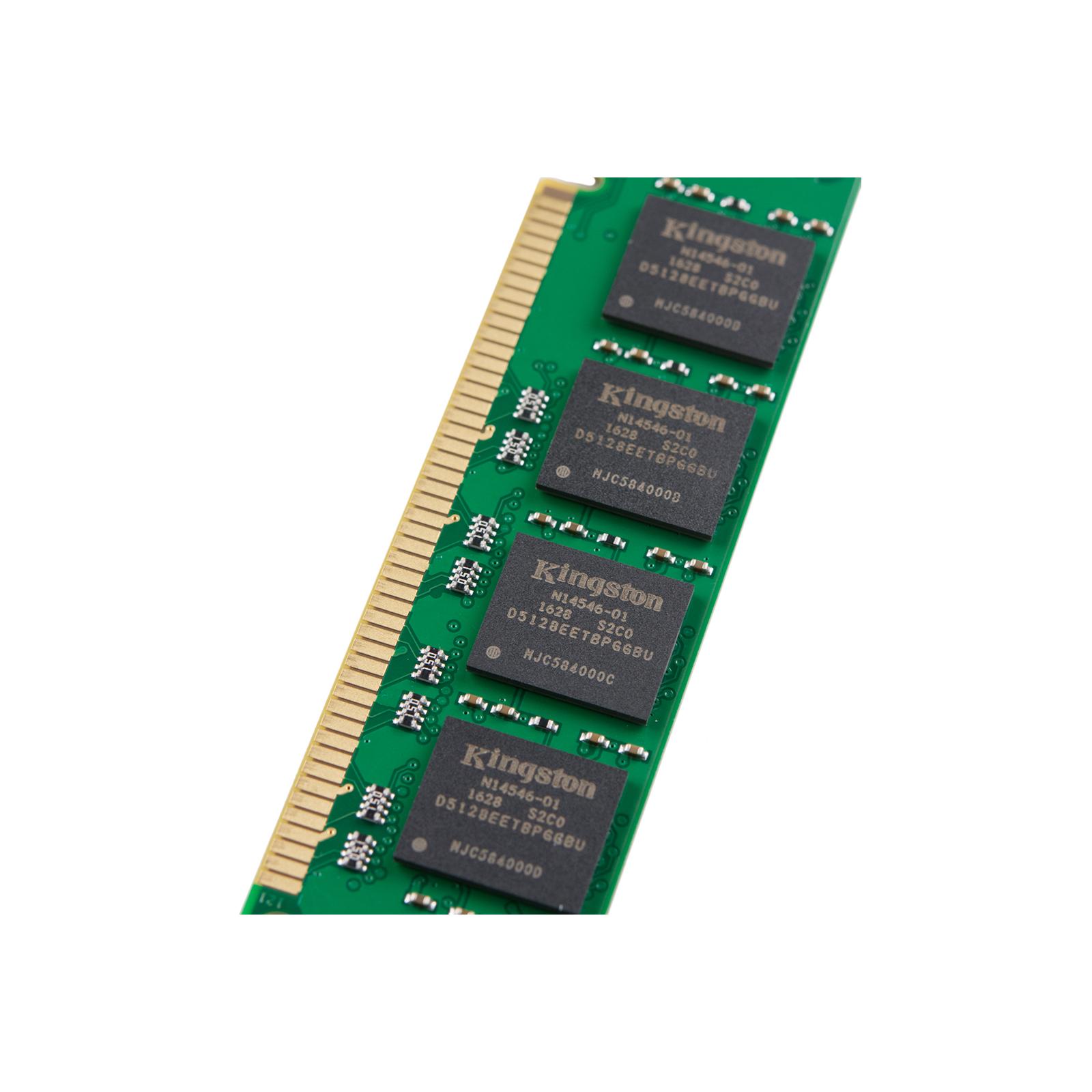 Модуль памяти для компьютера DDR3 8GB 1600 MHz Kingston (KVR16LN11/8) изображение 4