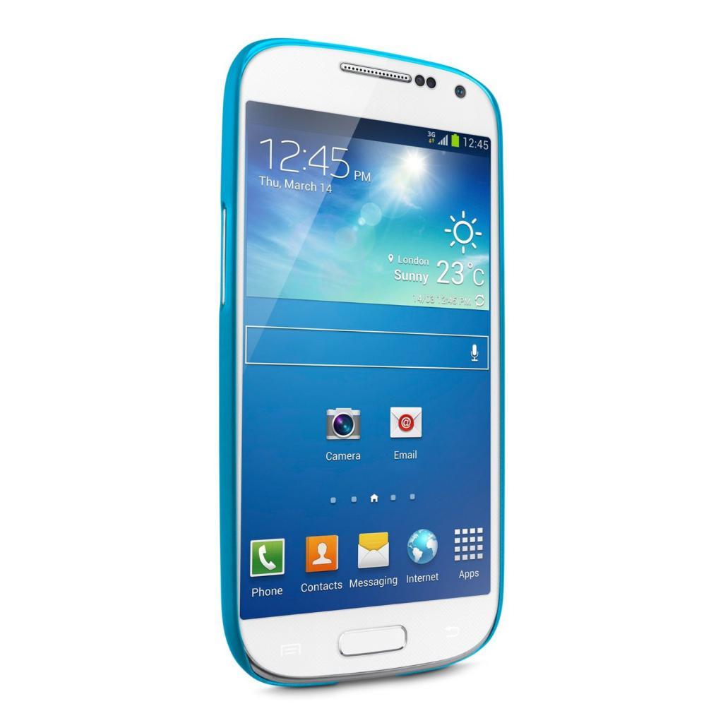Чехол для моб. телефона Belkin Galaxy S4 mini Micra Glam Matte topaz (F8M633btC02) изображение 2