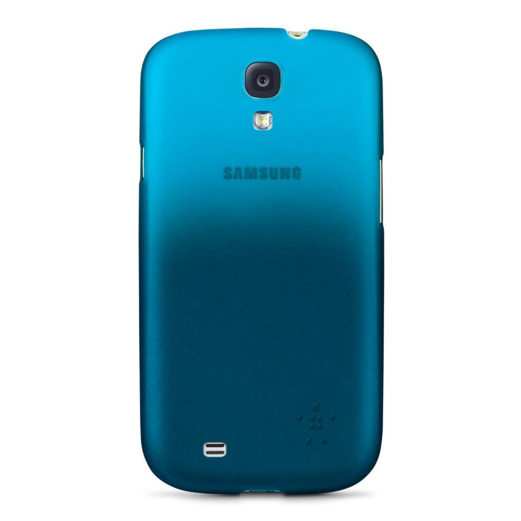 Чехол для моб. телефона Belkin Galaxy S4 mini Micra Glam Matte topaz (F8M633btC02)