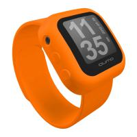 mp3 плеер Qumo QUMO Sportswatch 4GB Orange (QUMO SPORTSWATCH 4GB orange)