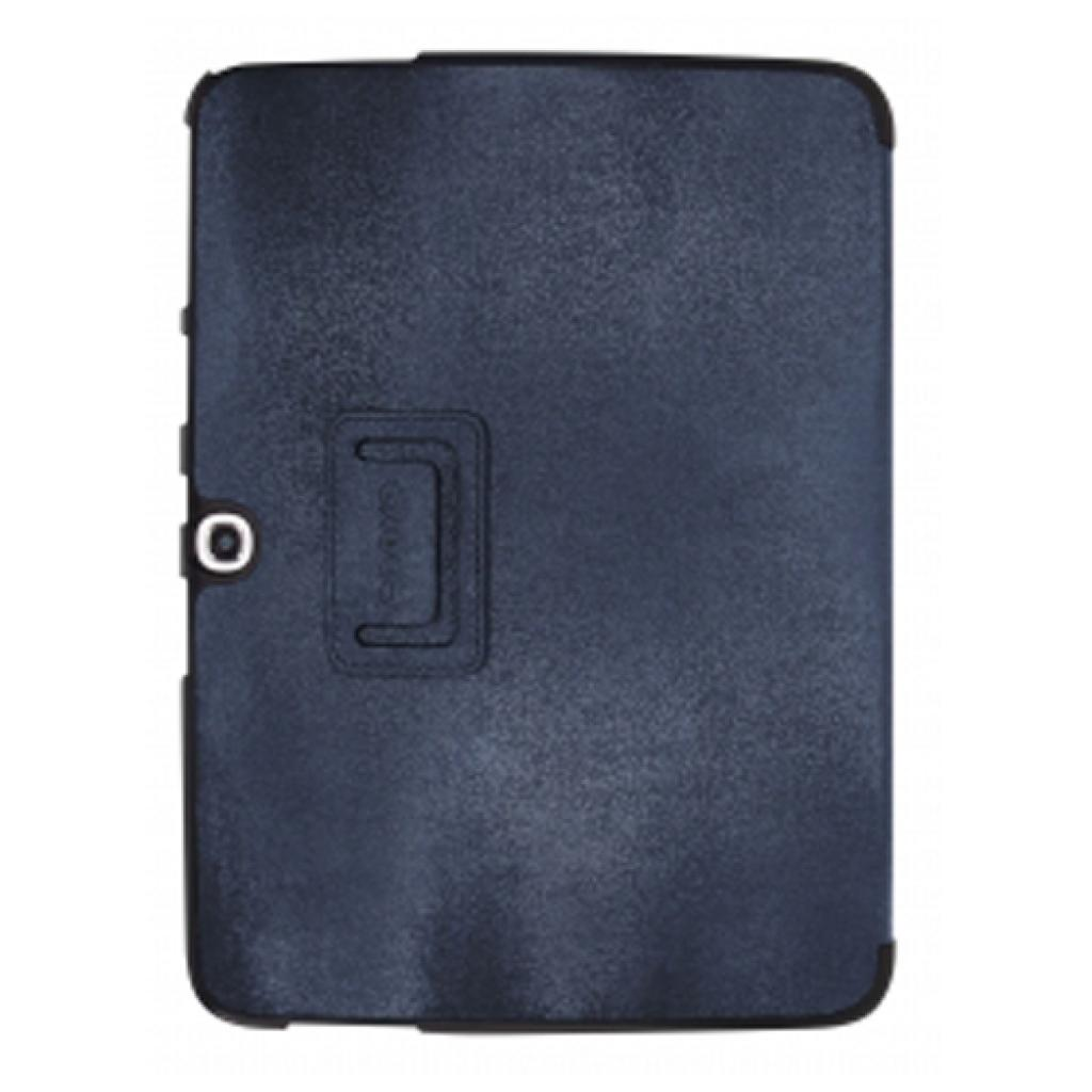 Чехол для планшета ODOYO Galaxy TabTAB3 10.1 /GLITZ COAT FOLIO NAVY BLUE (PH625BL) изображение 2