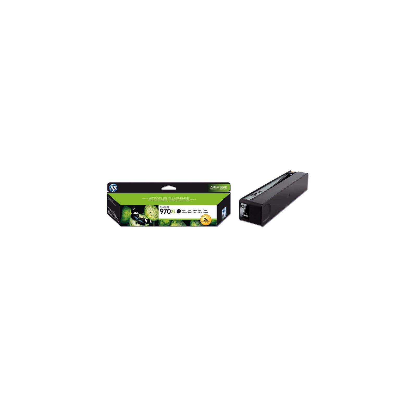 Картридж HP DJ No.970XL OJ Pro X451dw/X476dw/X551dw/ X576dw Black (CN625AE) изображение 3