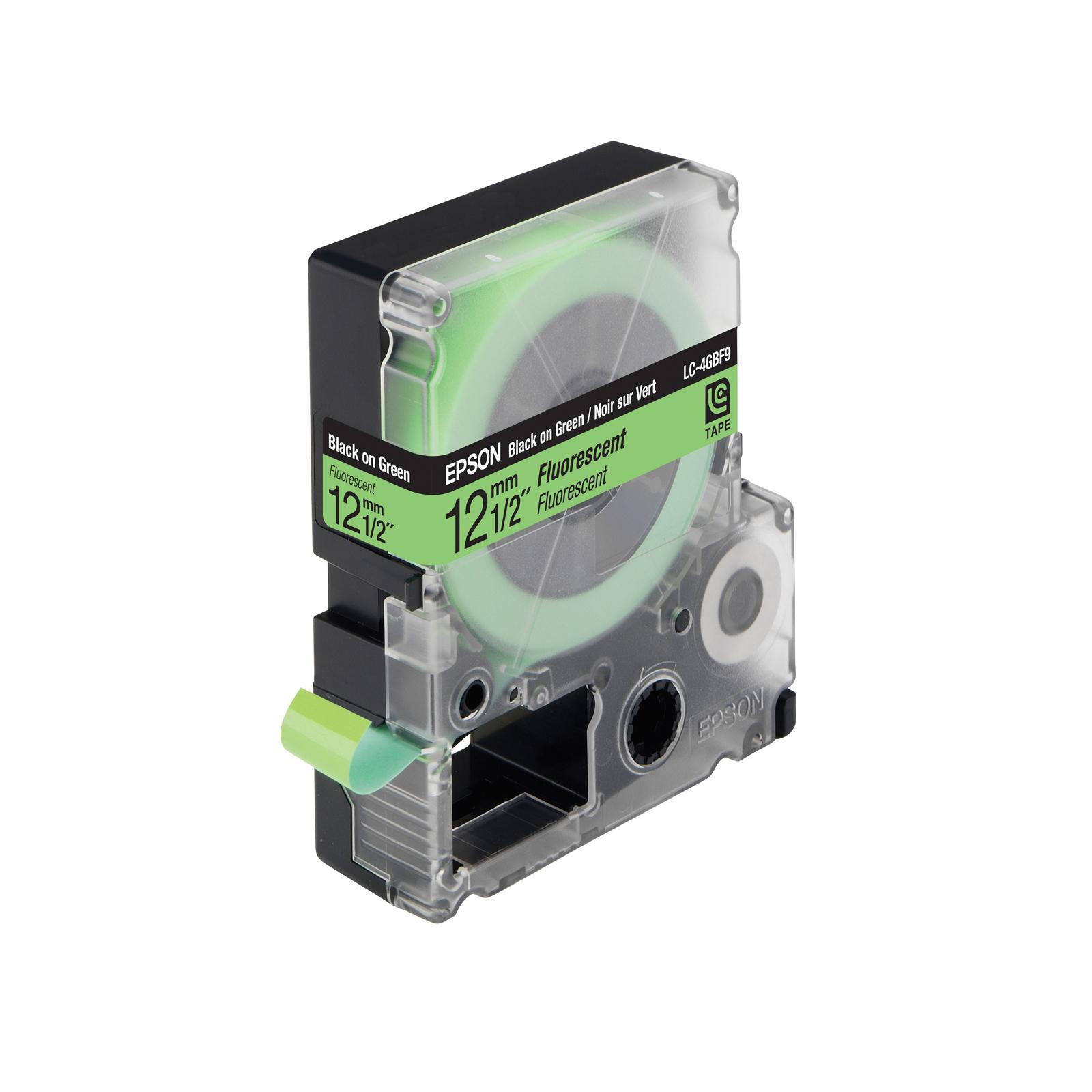 Лента для принтера этикеток EPSON Labelworks LC-4GBF9 (C53S625413)