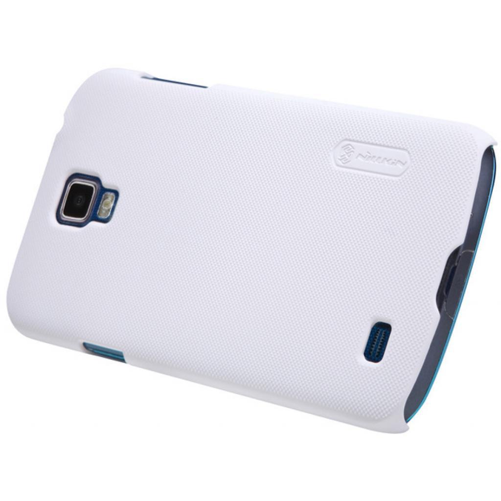 Чехол для моб. телефона NILLKIN для Samsung I9295 /Super Frosted Shield/White (6077026) изображение 2