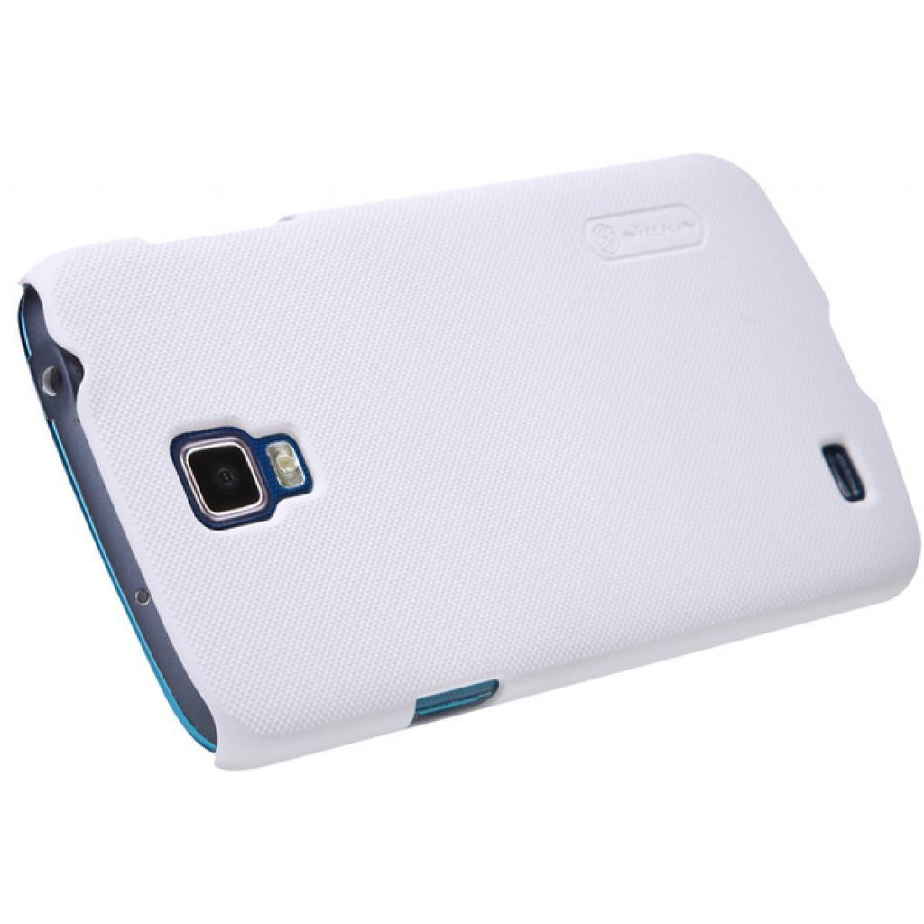 Чехол для моб. телефона NILLKIN для Samsung I9295 /Super Frosted Shield/White (6077026) изображение 3