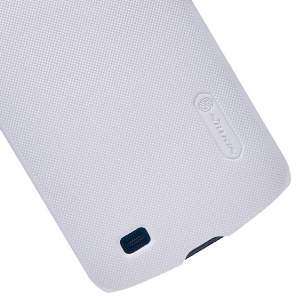 Чехол для моб. телефона NILLKIN для Samsung I9295 /Super Frosted Shield/White (6077026) изображение 4