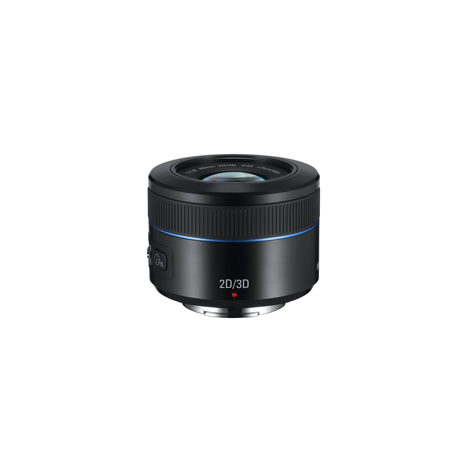 Объектив Samsung EX-S45ADB 45 mm f/1.8 [T6] 2D/3D (EX-S45ADB)