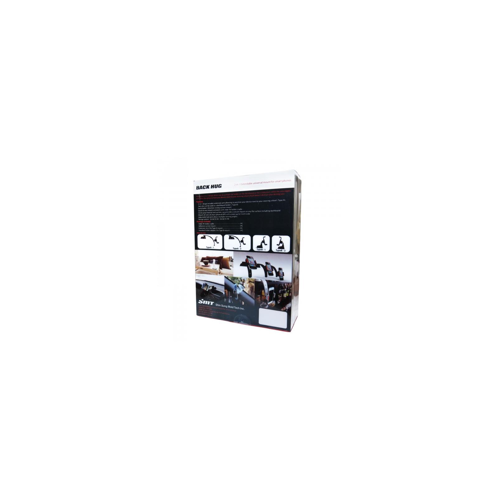 Универсальный автодержатель Back Hug BH200 (CRB4107) изображение 6