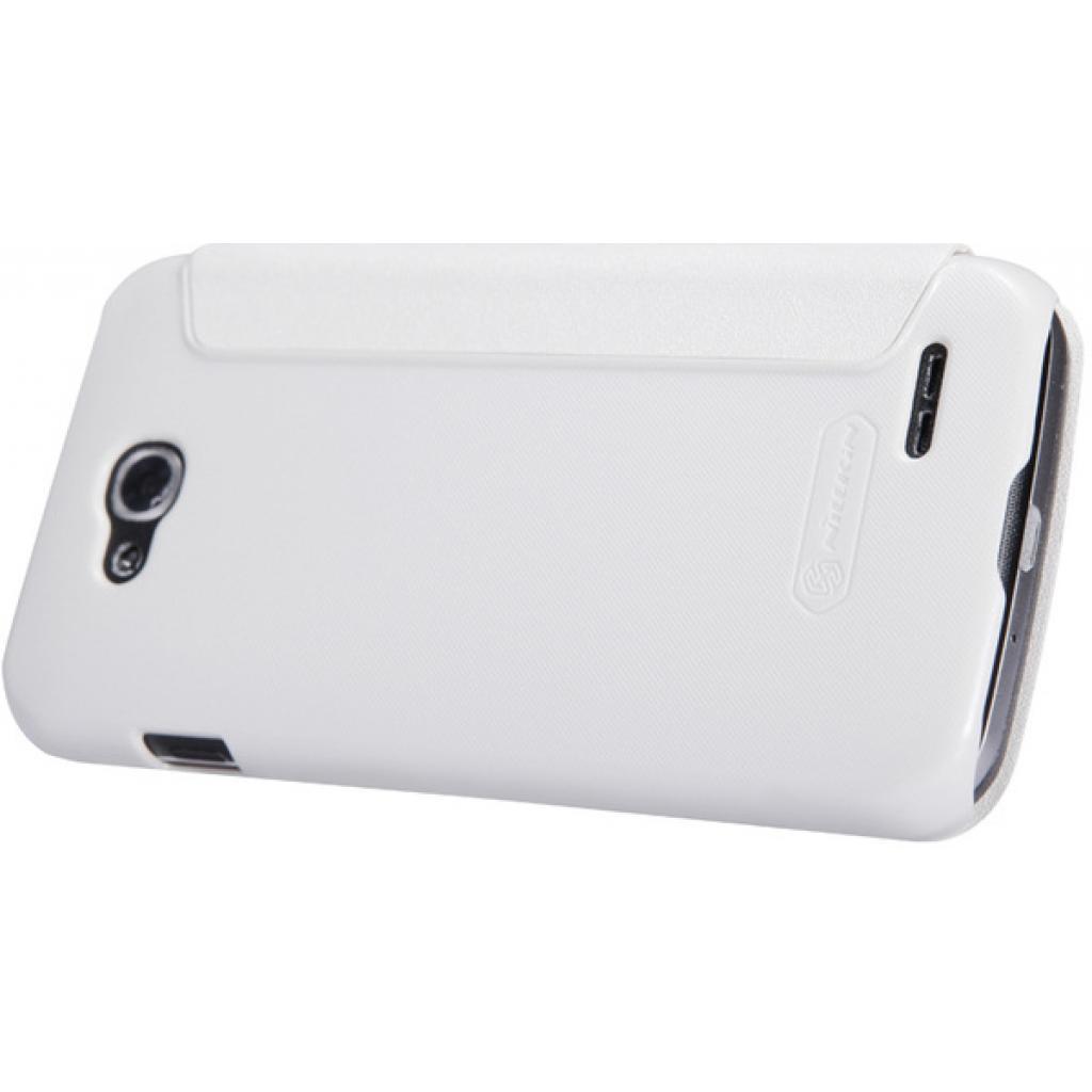 Чехол для моб. телефона NILLKIN для LG L90 Dual /Spark/ Leather/White (6154935) изображение 3