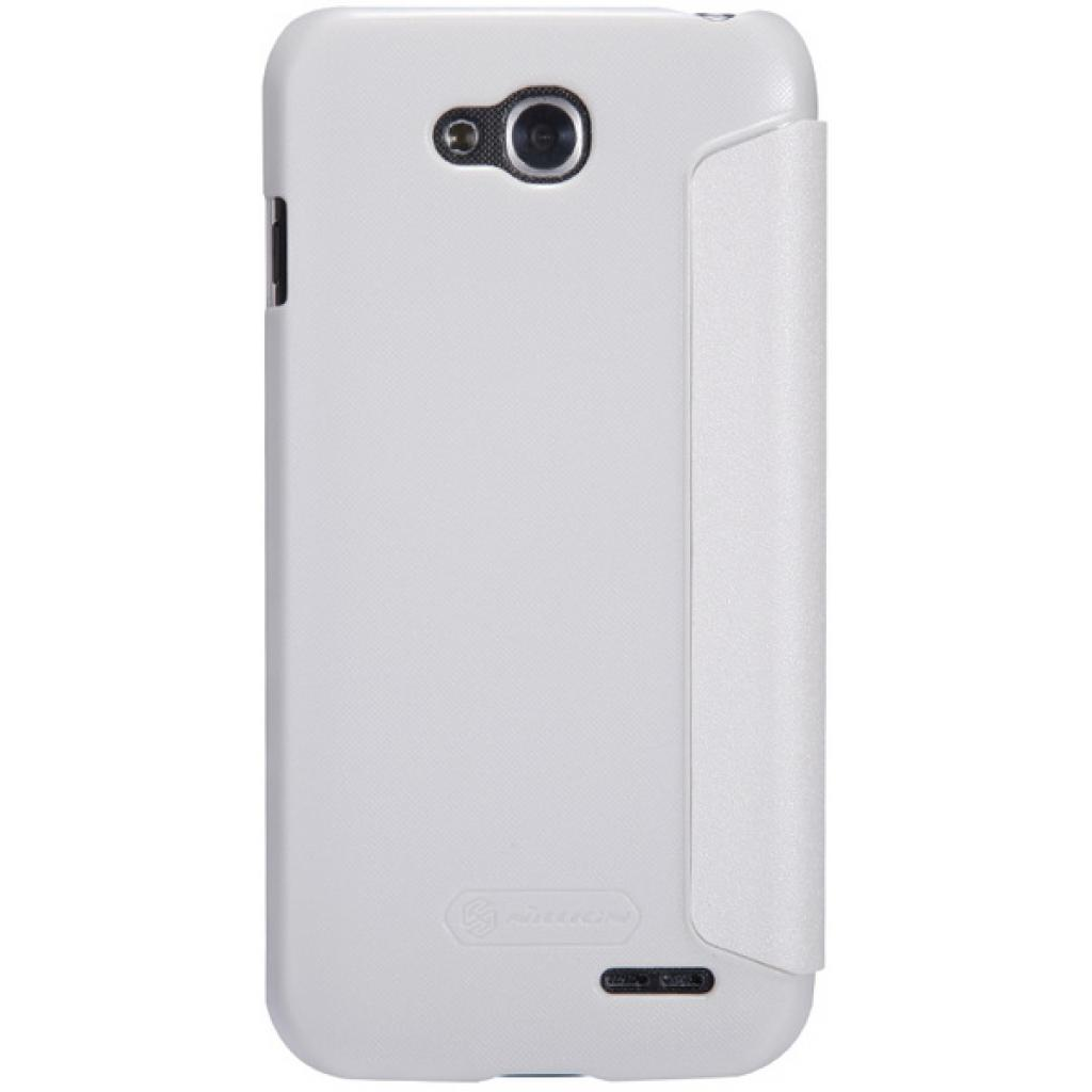 Чехол для моб. телефона NILLKIN для LG L90 Dual /Spark/ Leather/White (6154935) изображение 5