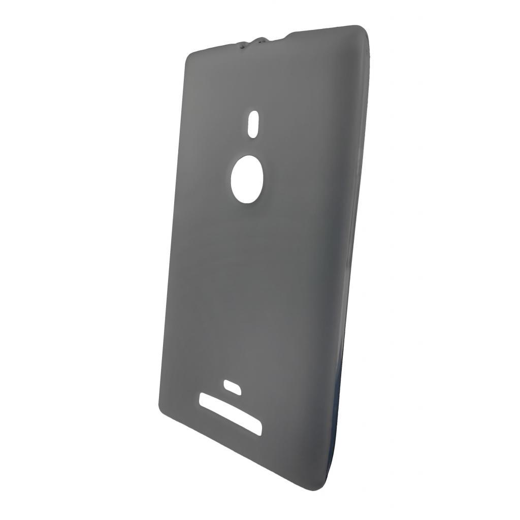 Чехол для моб. телефона GLOBAL для Nokia Lumia 925 (темный) (1283126455520)