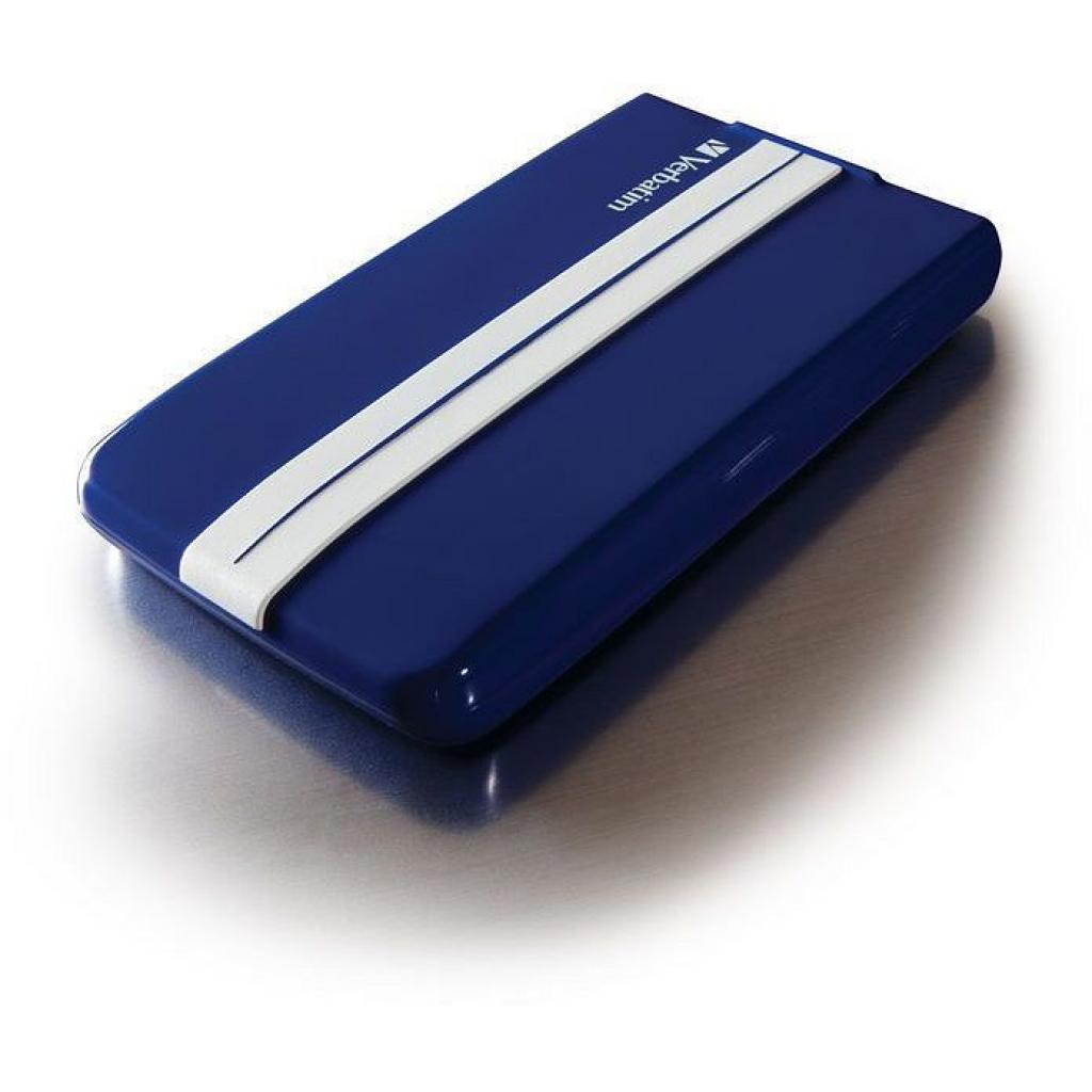 """Внешний жесткий диск 2.5"""" 1TB Verbatim (53083) изображение 2"""