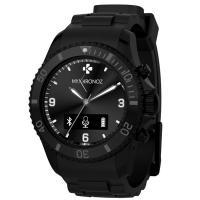 Смарт-часы MyKronoz ZeClock Black (7640158010457)