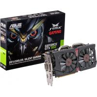 Видеокарта ASUS GeForce GTX950 2048Mb DC2 OC GAMING (STRIX-GTX950-DC2OC-2GD5-GAMING)