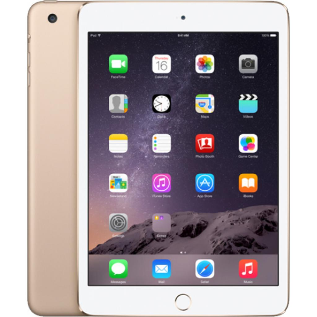 Планшет Apple A1652 iPad Pro Wi-Fi 4G 128Gb Gold (ML2K2RK/A) изображение 4