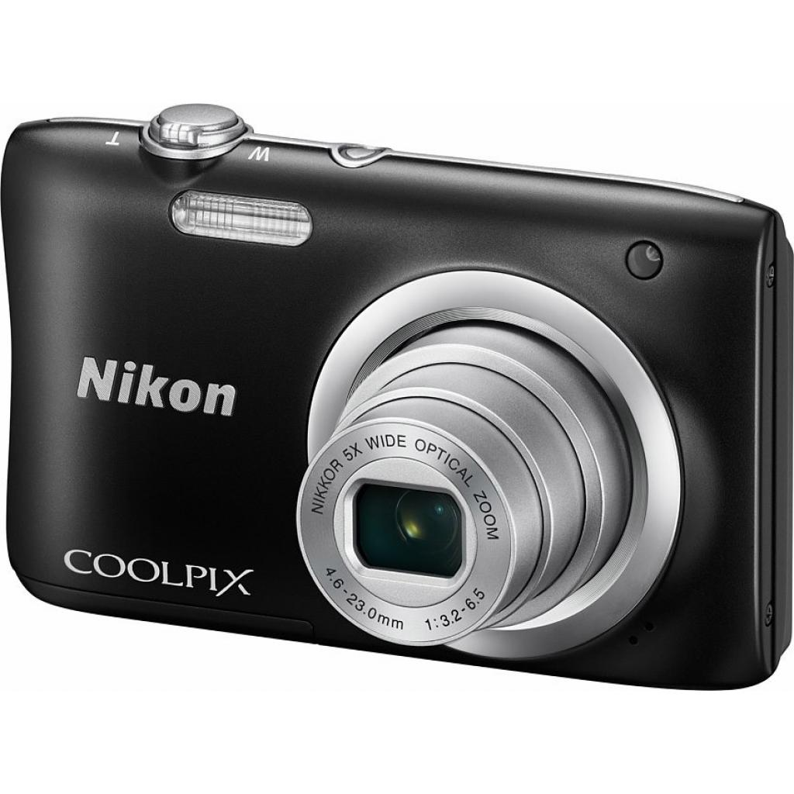 Цифровой фотоаппарат Nikon Coolpix A100 Black (VNA971E1) изображение 2