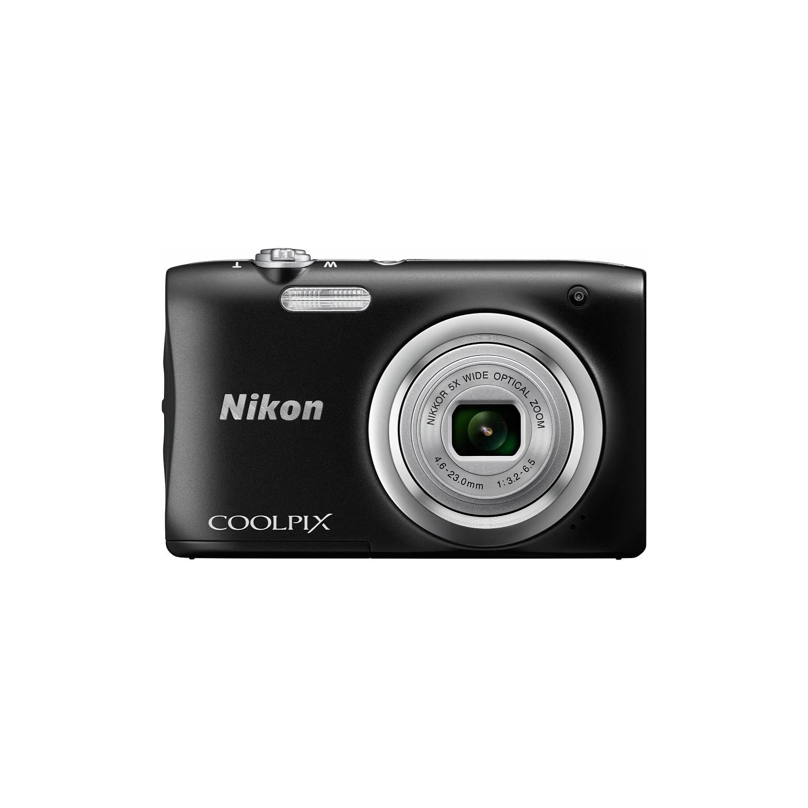Цифровой фотоаппарат Nikon Coolpix A100 Red (VNA972E1)