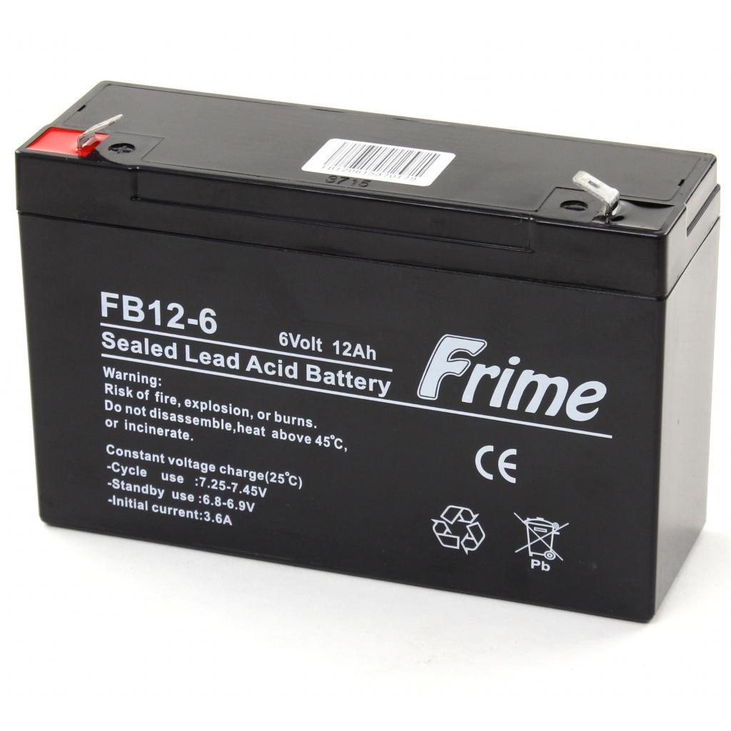 Батарея к ИБП Frime 6В 12 Ач (FB12-6)