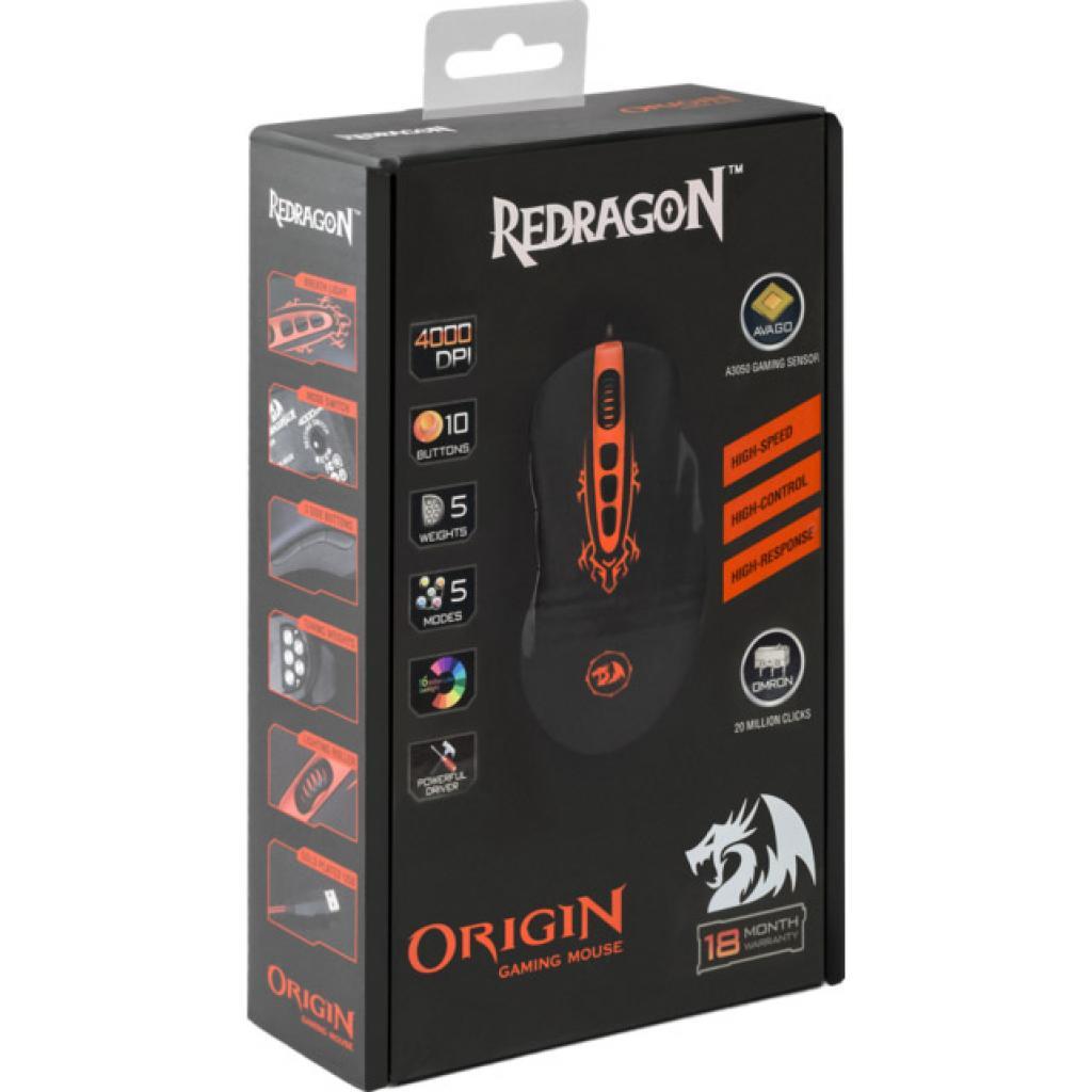 Мышка Redragon Origin (70343) изображение 7