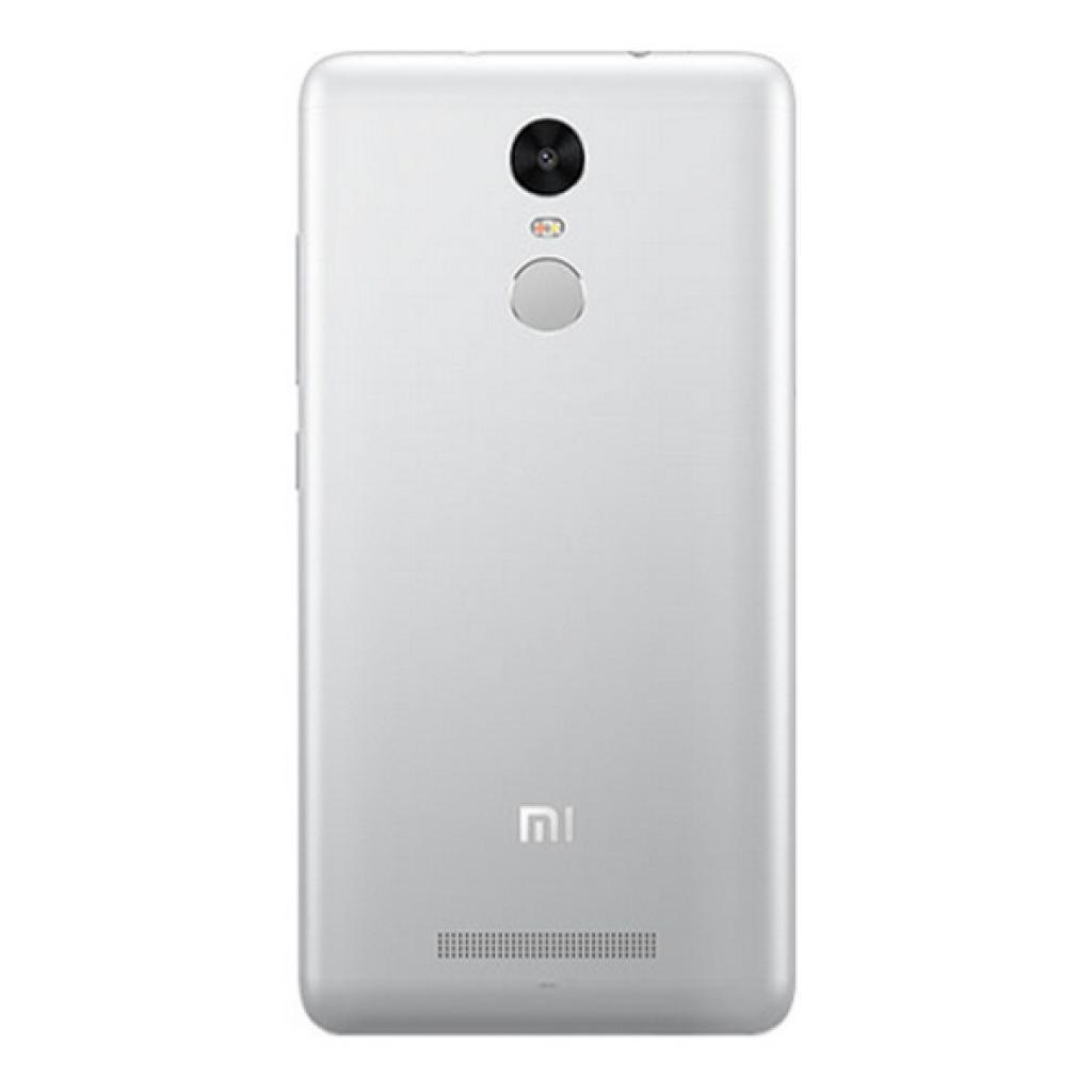 Мобильный телефон Xiaomi Redmi Note 3 32Gb Silver (6954176848598/6954176861986) изображение 2