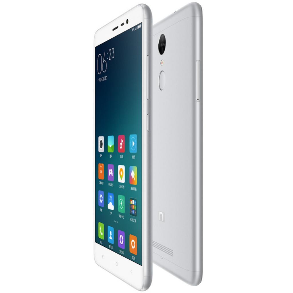 Мобильный телефон Xiaomi Redmi Note 3 32Gb Silver (6954176848598/6954176861986) изображение 7