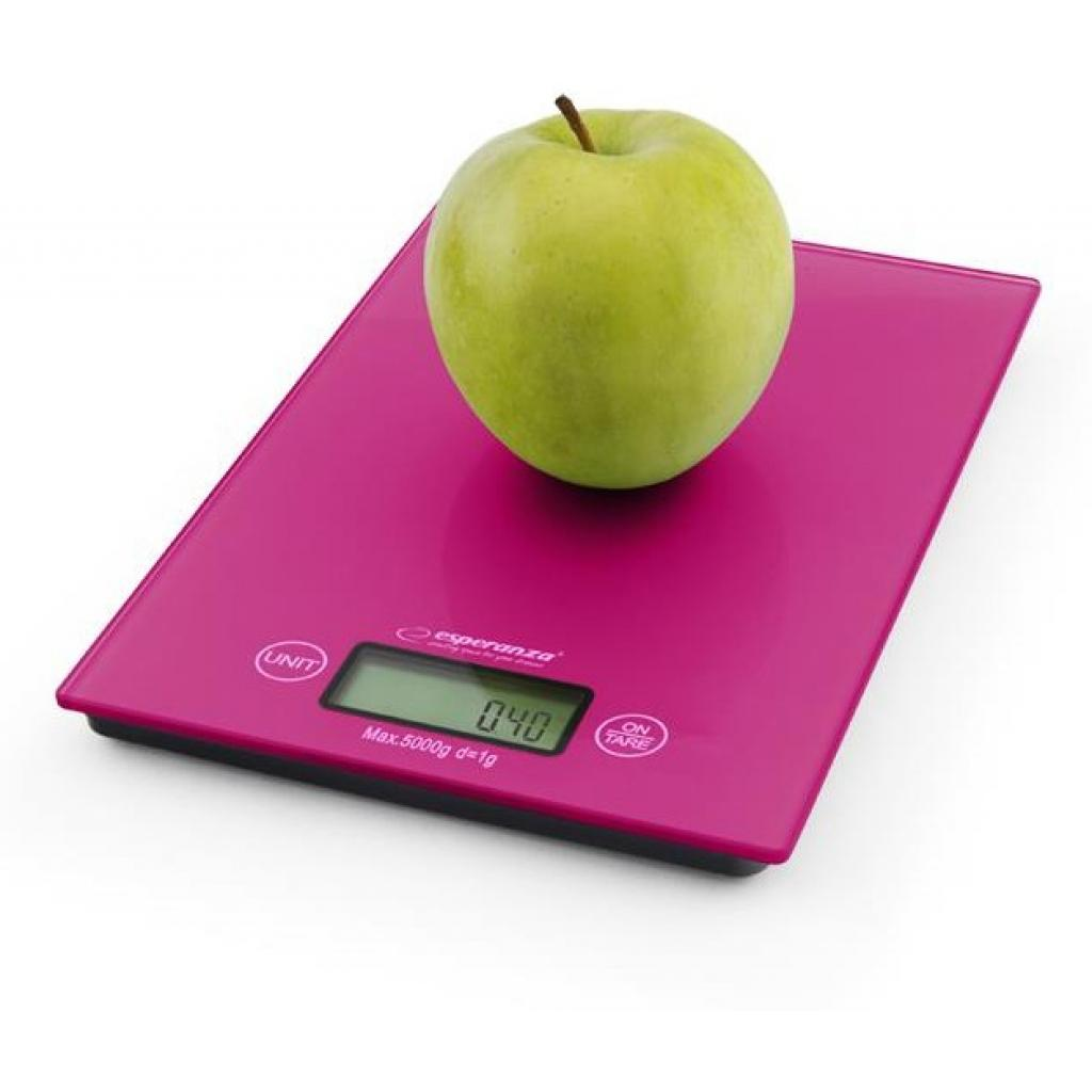Весы кухонные Esperanza EKS 002 P (EKS002P) изображение 2