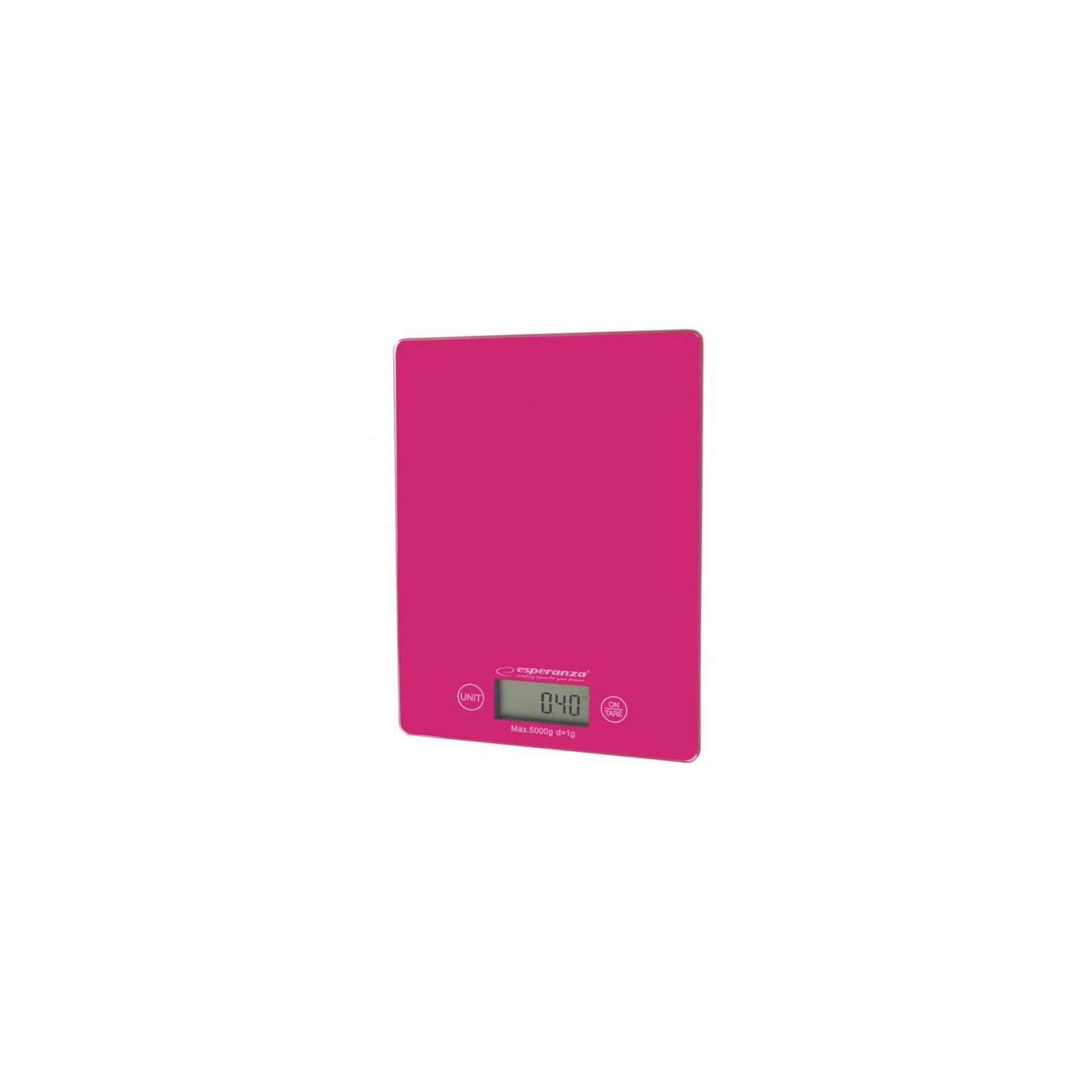 Весы кухонные Esperanza EKS 002 P (EKS002P)