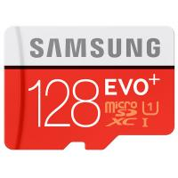 Карта памяти Samsung 128GB microSDXC class 10 UHS-I EVO PLUS (MB-MC128DA/RU)
