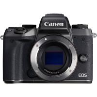 Цифровой фотоаппарат Canon EOS M5 Body Black (1279C043)