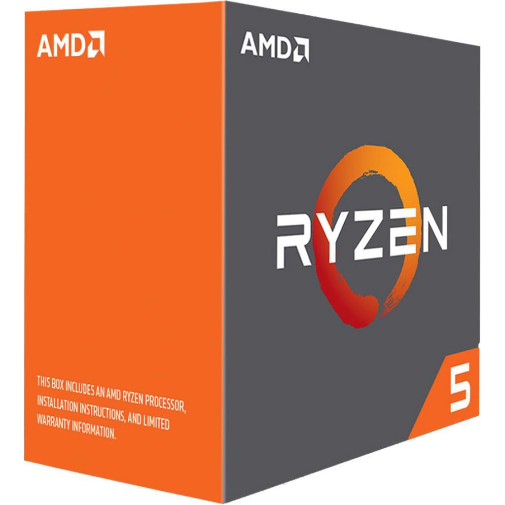 Процессор AMD Ryzen 5 1600X (YD160XBCAEWOF) изображение 2
